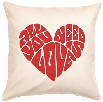 THE LOVE PILLOW